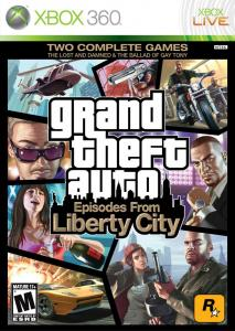 Grand Theft Auto (GTA) Episodes From Liberty City