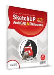 SketchUp+ArchiCAD+Rhinoceros 2019 Collection