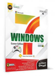 Windows 7 SP1 Gamer Edition +Drivers